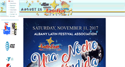 Preview of albanylatinfest.org